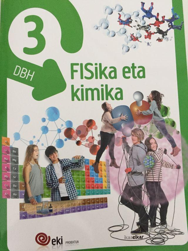 Libros EKI proiektua 3 Eso