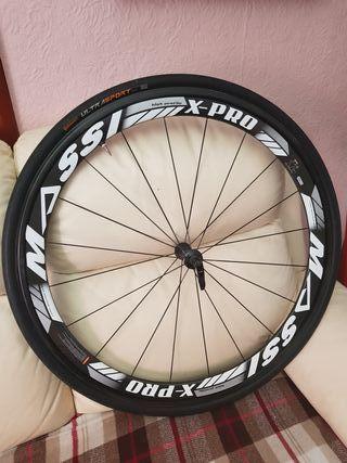 Rueda bicicleta MASSI X-PRO
