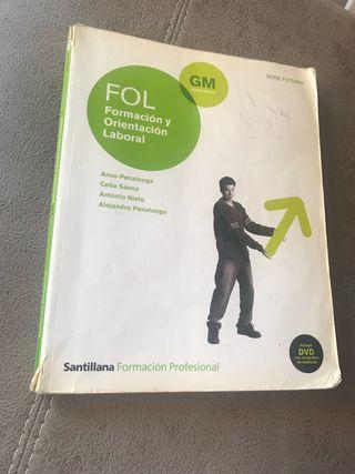 Libro de FOL grado medio