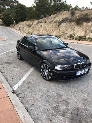 BMW Serie 3 e46 Coupe 320 Gasolina