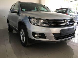 Volkswagen Tiguan Tracción 4x4 2013
