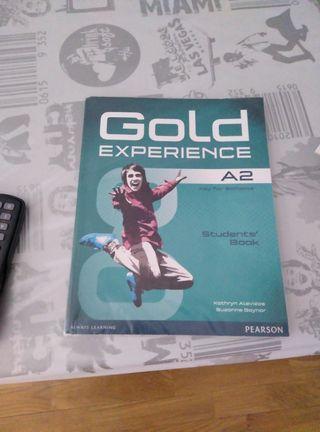 Libro Gold Experience