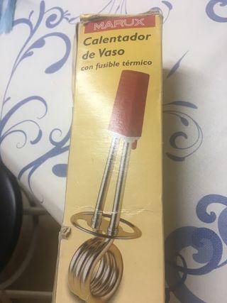 Calentador de vaso