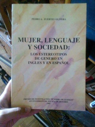 Libro Mujer, lenguaje y sociedad.