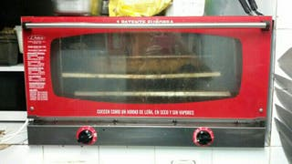 Horno profesional panaderia