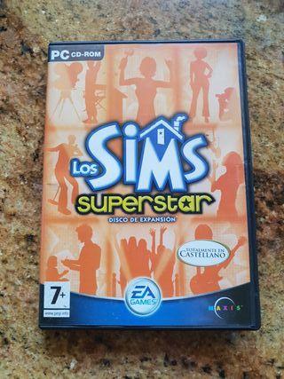 Los Sims superstar (juego de ordenador)