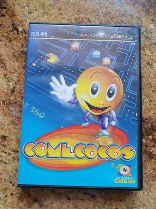 Comecocos (juego de ordenador)
