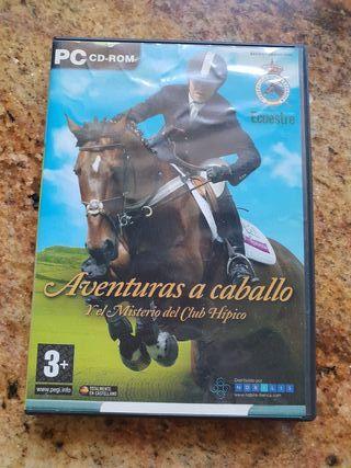 Aventuras a caballo (juego de ordenador)