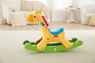 Jirafa balancin Fisher Price
