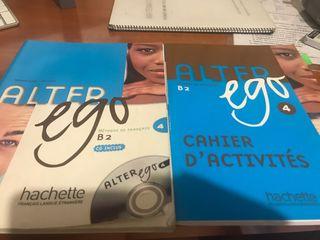 Libro de francés Alter Ego B2