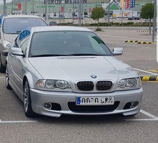 BMW e 46 323ci automatico 3 modos de conducción