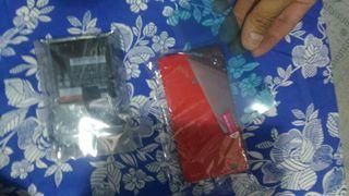 xiaomi mi4c tapa+2 bandejas+ bateria+funda