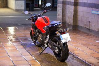 Honda CB500F ABS 2017