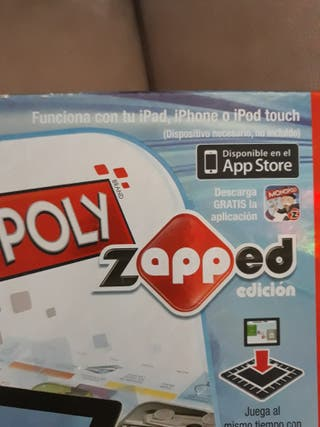 Monopoly Zapped IPod