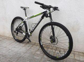 Bicicleta mtb Cannondale F29 carbono