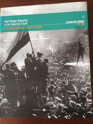 Libros Guerra Civil española