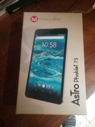 mobil tablet nuevo