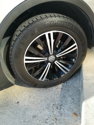 ruedas tiguan niza Volkswagen