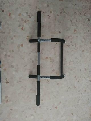 Barra flexiones - musculación
