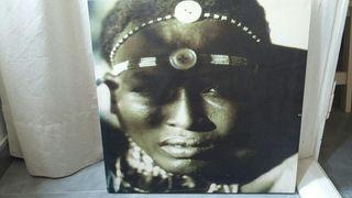 Cuadro lienzo!! Retrato étnico