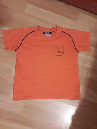 Camiseta chandal Lope de Vega