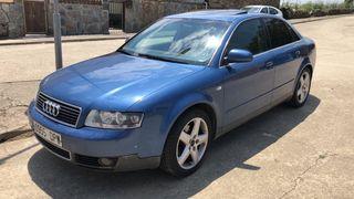Audi A4 sLine 2001