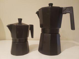 2 Cafeteras