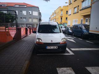 Renault Kangoo 1.2 gasolina