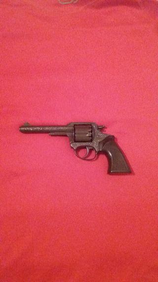 Revolver de Juguete antiguo