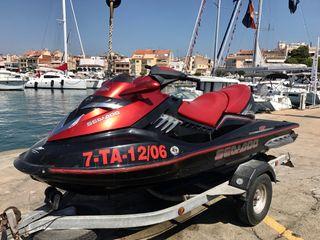 Moto agua bombardier Seadoo RXT 215 cv!!!