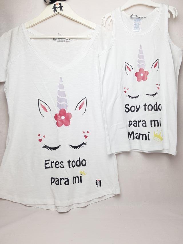 Camisetas Mama E Hijapapa E Hijo De Segunda Mano En Ceutí En Wallapop