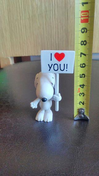 "Figura Snoopy ""I Love You"""