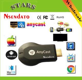 Anycast AirPlay chromecast