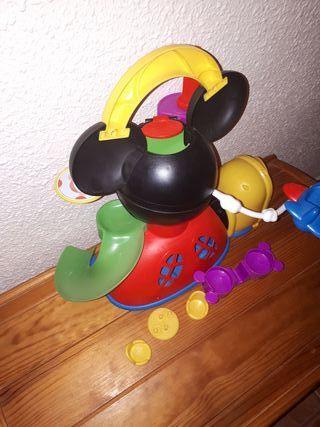 juguete: la casa de Mickie