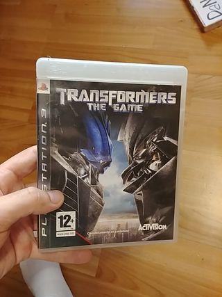 transformer ps3