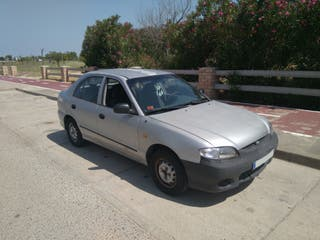 Hyundai Accent 1.3 gasolina 1999