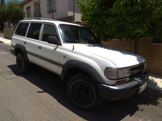 toyota Land Cruiser HDJ80 1992