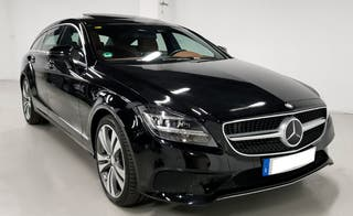 Coche Familar Mercedes-Benz Clase CLS 350 Año 2015