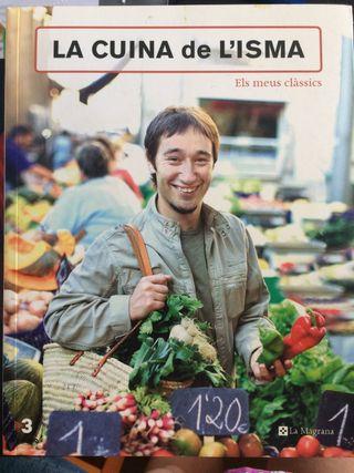Libro: la cuina de L'Isma