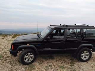 Jeep Cherokee 2.5 TD 115 cv