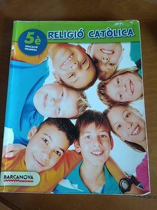 llibre religio 5