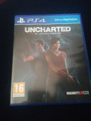 Uncharted 5, El legado perdido