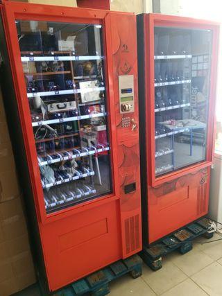 máquina expendedora Vending