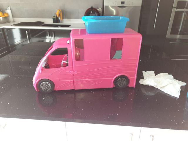 Autocaravana Barbie