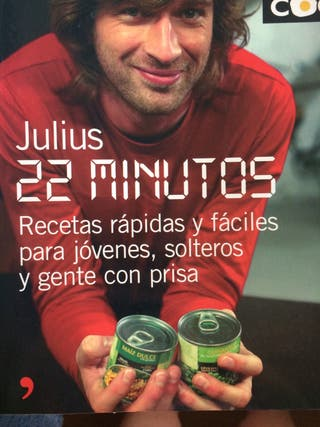 Libro: Julius 22 minutos