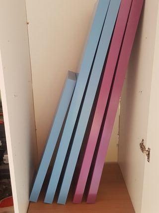 estanterias madera