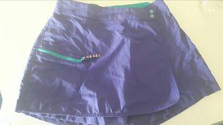 Pantalon falda Quechua. Talla 14