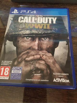 Call of duty wwII nuevo