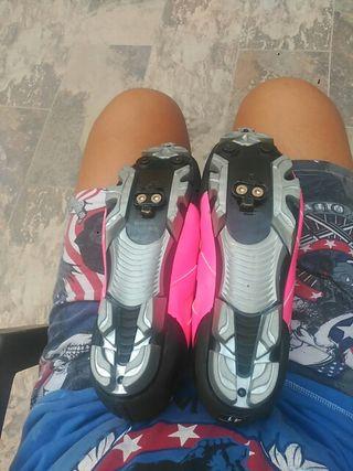 zapatos spining