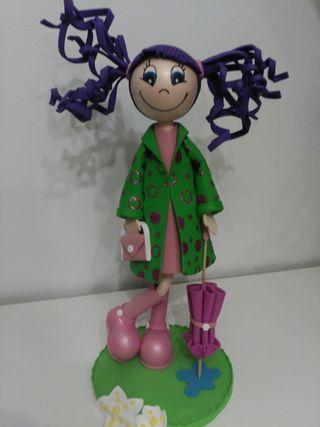 muñeca 28cm